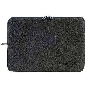 TUCANO Second Skin Laptop Case - Drk Grey